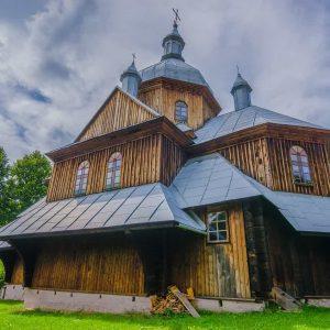 Cerkiew w Bieszczadach